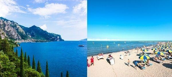 Gardameer vs. Adriatische Kust, wat zou jij kiezen?