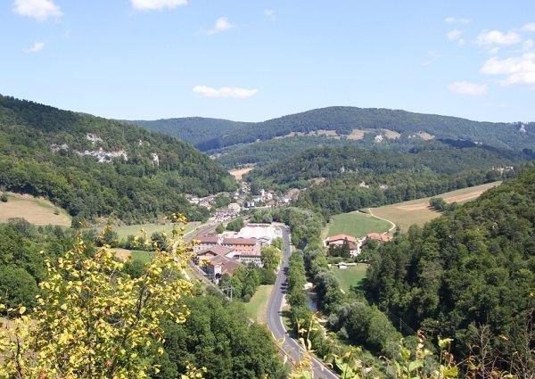 Kamperen in de Jura